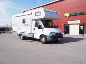 Dethleffs A 5881, Matkailuautot, Matkailuautot ja asuntovaunut, Kuopio, Tori.fi