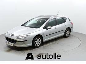 Peugeot 407, Autot, Oulu, Tori.fi