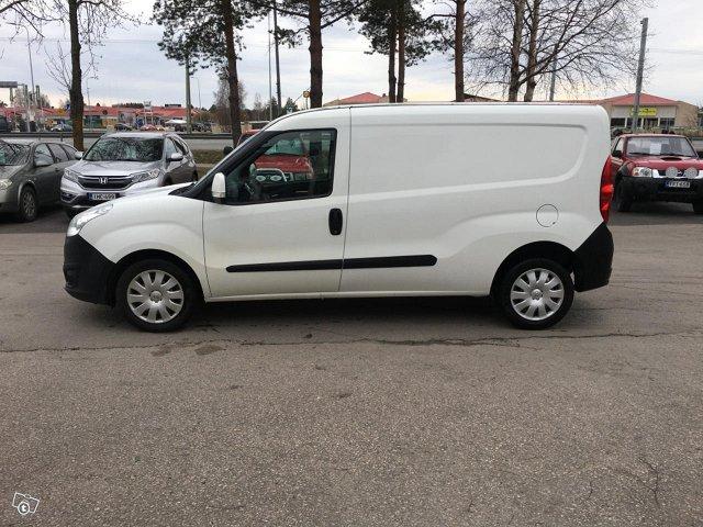 Opel Combo Van 1,3cdti 5