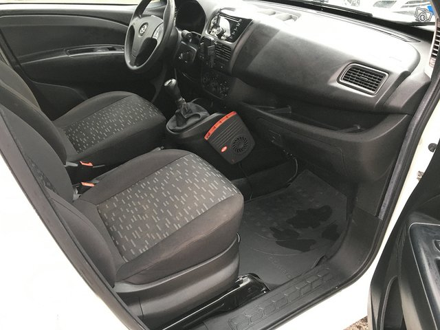 Opel Combo Van 1,3cdti 8