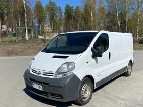 Nissan Primastar, Autot, Kuopio, Tori.fi
