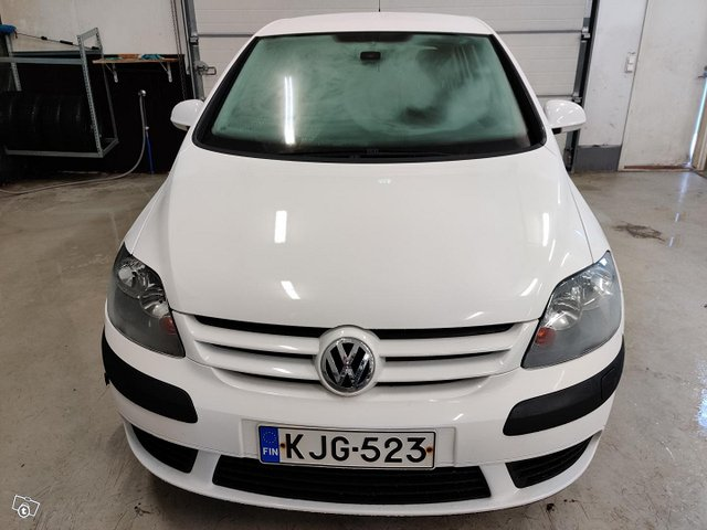 Volkswagen Golf Plus 6