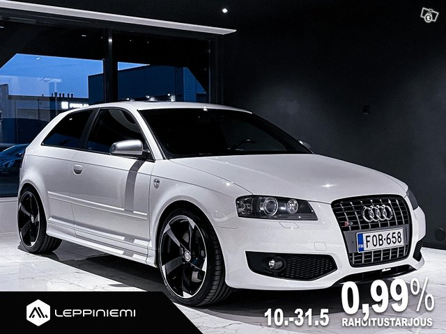Audi S3, kuva 1