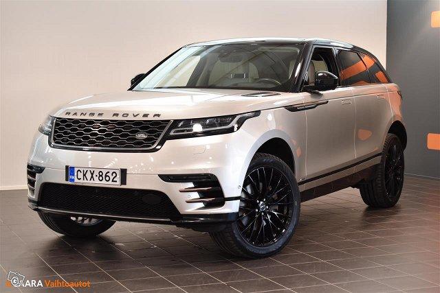 Land Rover Range Rover Velar 1