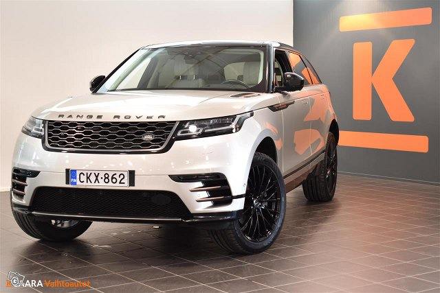 Land Rover Range Rover Velar 25