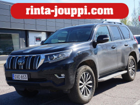 Toyota LAND CRUISER, Autot, Porvoo, Tori.fi
