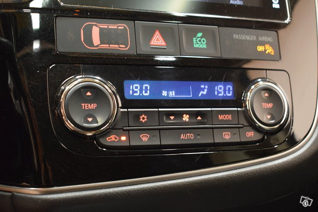 Mitsubishi Outlander PHEV 25