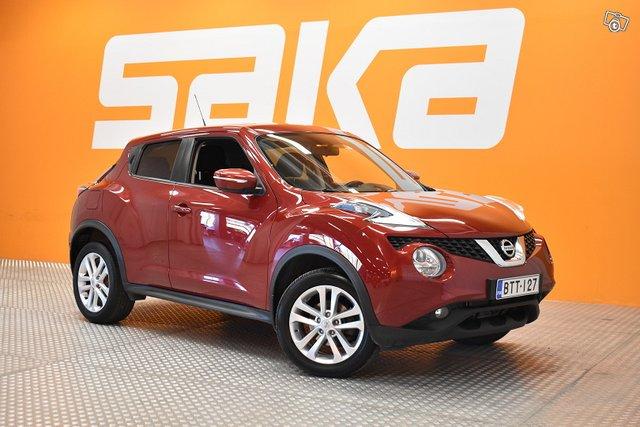 Nissan Juke, kuva 1