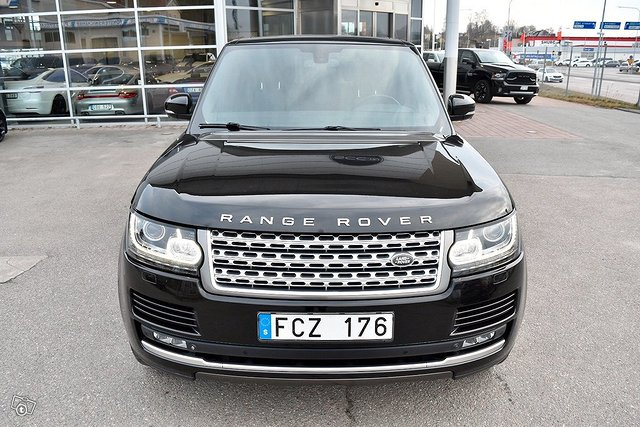 LAND ROVER Range Rover 15