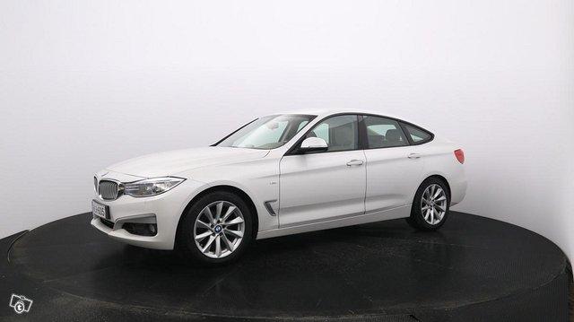 BMW 320 Gran Turismo 1