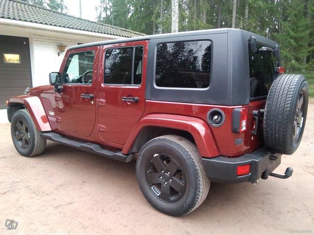 Jeep Wrangler 6