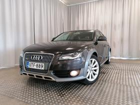 Audi A4 Allroad, Autot, Rovaniemi, Tori.fi