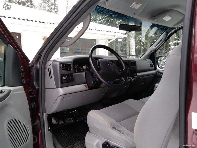 Ford F250 12