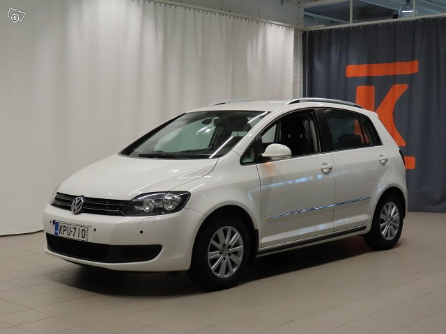 Volkswagen Golf Plus, kuva 1