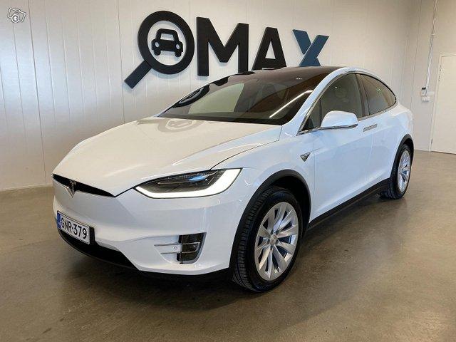 Tesla Model X, kuva 1
