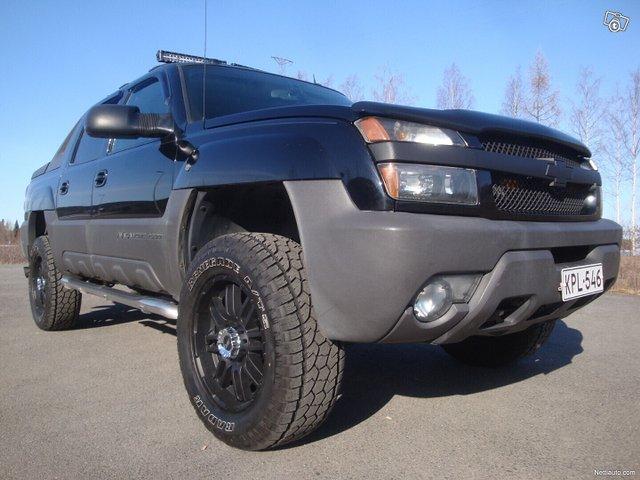 Chevrolet Avalanche, kuva 1