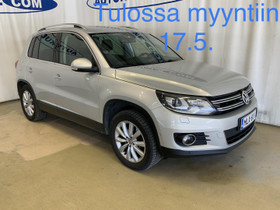 Volkswagen Tiguan, Autot, Helsinki, Tori.fi