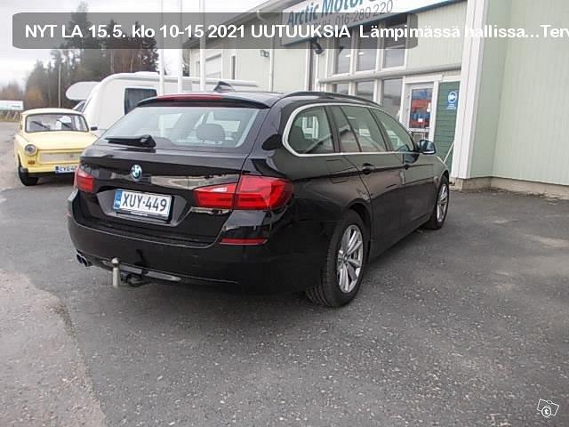 BMW 520D 1