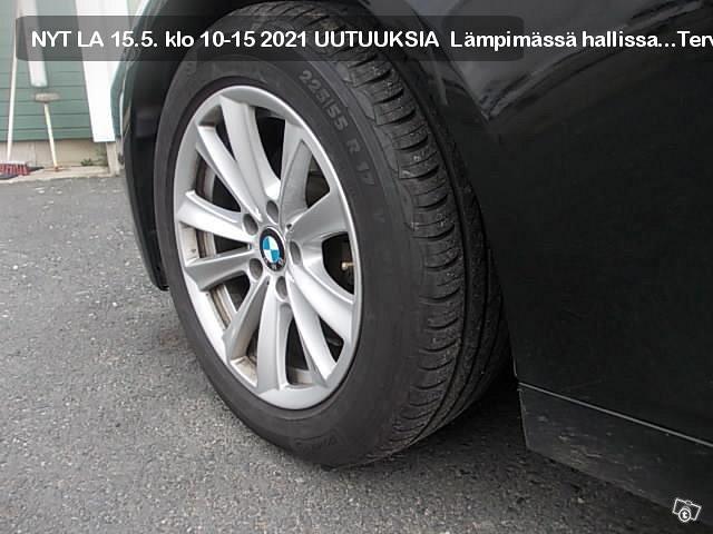 BMW 520D 8