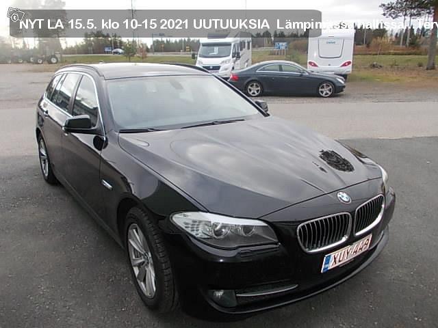 BMW 520D 9