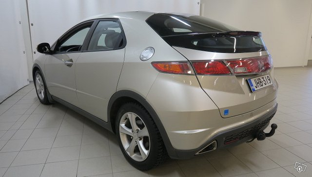 HONDA CIVIC 10