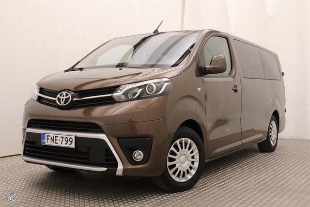 Toyota Proace Verso, kuva 1