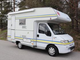 Eura-Mobil 515 2.5 TD, Matkailuautot, Matkailuautot ja asuntovaunut, Turku, Tori.fi