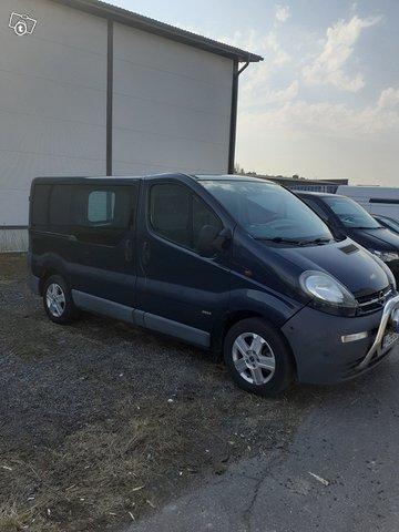 Opel Vivaro Van, kuva 1