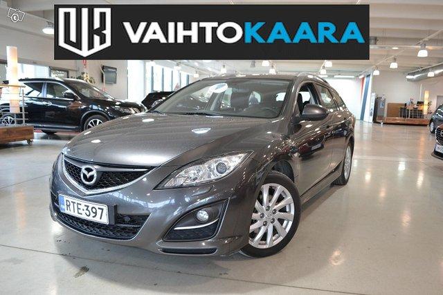 Mazda 6, kuva 1