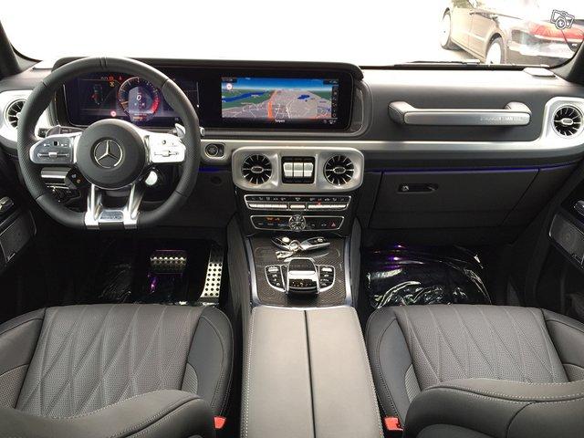 Mercedes-Benz G 63 AMG 7