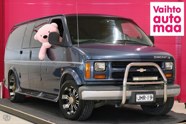 Chevrolet Chevy Van, kuva 1