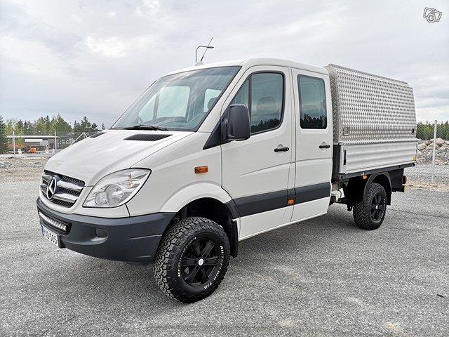Mercedes-Benz Sprinter 3