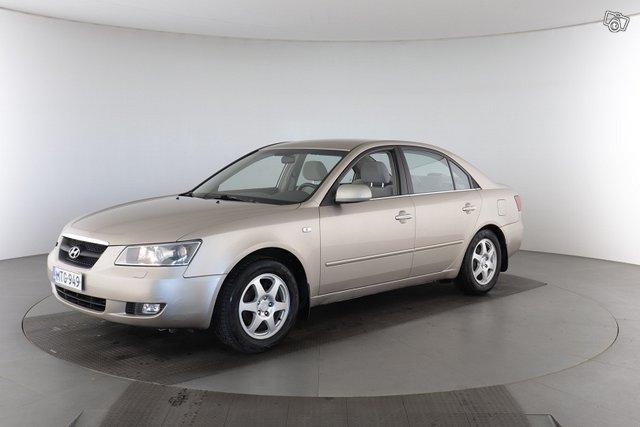 Hyundai Sonata, kuva 1