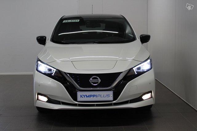 Nissan Leaf 8