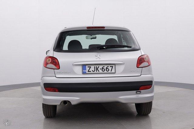 Peugeot 206+ 4