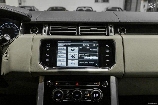 Land Rover Range Rover 12