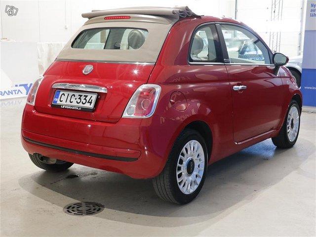 FIAT 500C 5