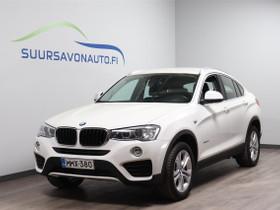 BMW X4, Autot, Mikkeli, Tori.fi