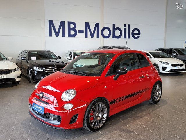Fiat-Abarth Abarth