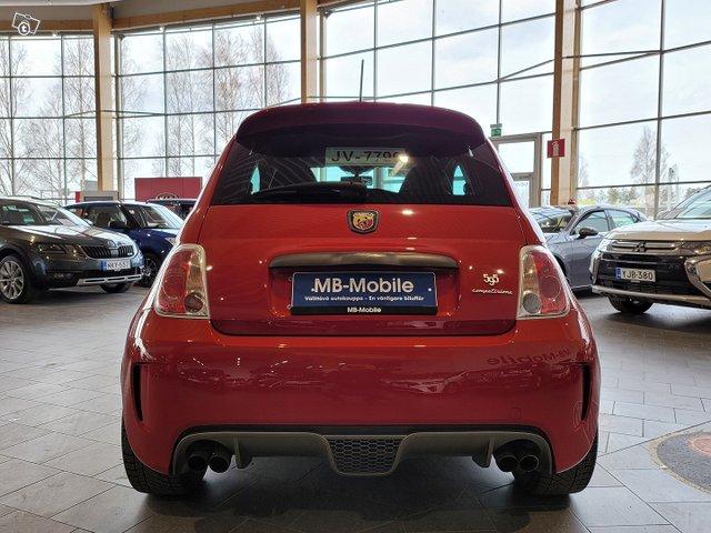 Fiat-Abarth Abarth 4