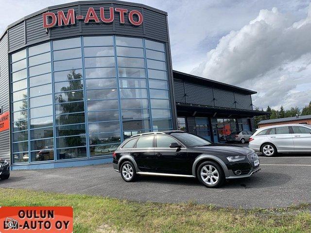 Audi A4 Allroad 1