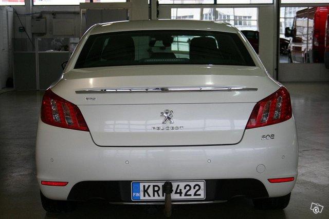 Peugeot 508 4