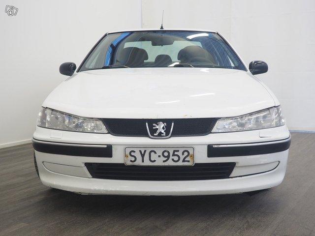 Peugeot 4D 406 Sedan 2