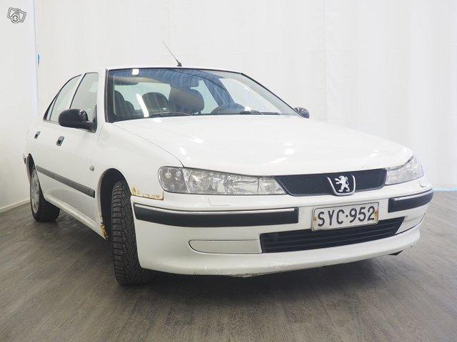 Peugeot 4D 406 Sedan 3