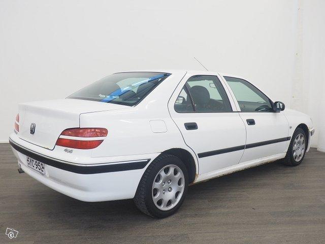 Peugeot 4D 406 Sedan 4