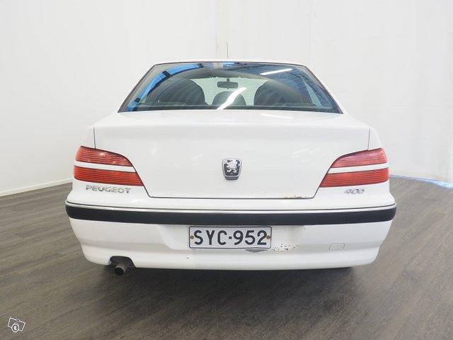 Peugeot 4D 406 Sedan 5