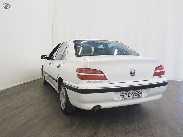 Peugeot 4D 406 Sedan 6