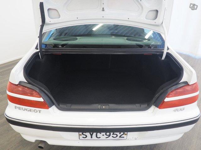 Peugeot 4D 406 Sedan 17