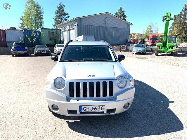 Jeep Compass 3