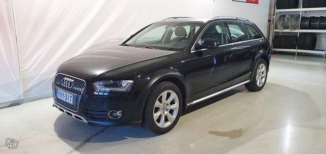 Audi A4 Allroad